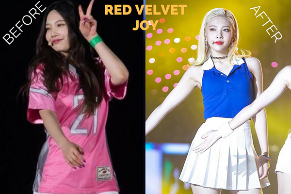 [Poll] Girl Group Weight Loss Transformation: Who had the most dramatic change?