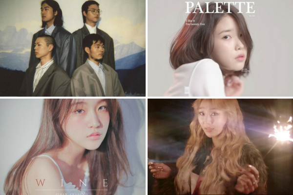 4 New Moody K-Pop Songs That You Will Endlessly Repeat This Weekend