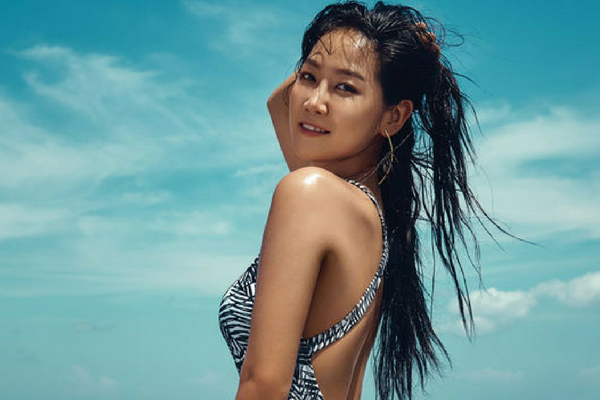 Check out Soyou's Stunning Body in Bali Photoshoot