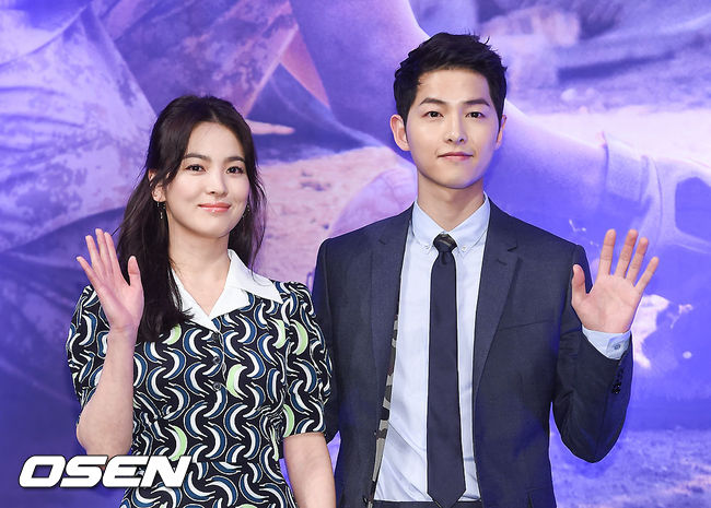[BREAKING] Song Hye-gyo and Song Joong-ki Getting Married in October This Year