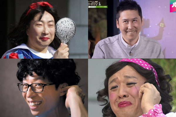 [VOTE!] Who's the Funniest Male Comedian in Korea?