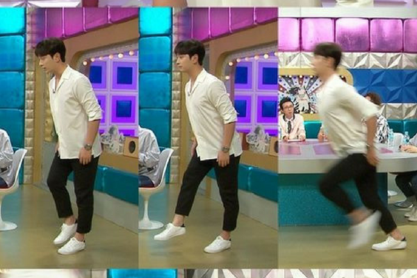 2PM's Chansung is the Master of Animal Mimicry