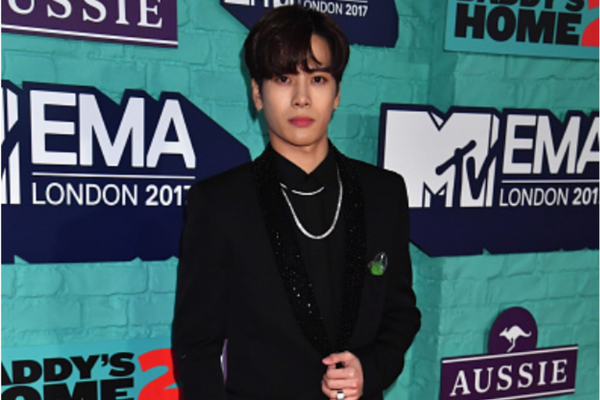 GOT7 Jackson Appointed Chief Meow Officer of Tmall Global