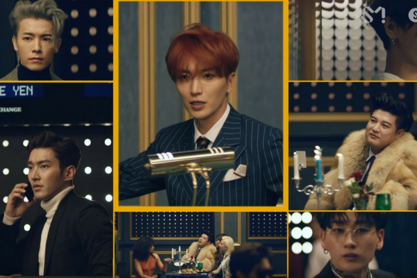[M/V] Super Junior Steals the Night with 'Black Suit'