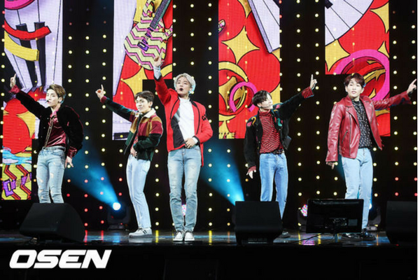 Now a Four-Member Group, SHINee Begins Its Japan Tour