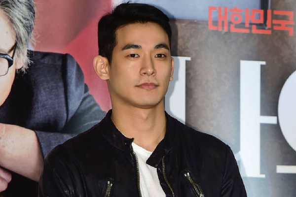 Actor Jung Suk-Won Issues Apology for Meth Use