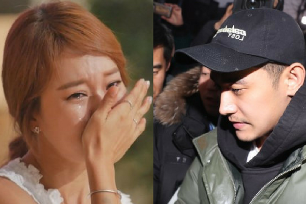 Baek Ji-Young Sheds Tears at Concert While Talking About Her Marriage