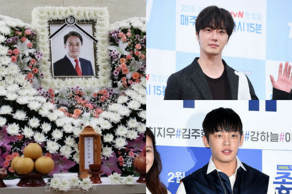 """Actors Blasted for Mourning the Death of the Late Actor and """"Me Too"""" Perpetrator Jo Min-Ki"""