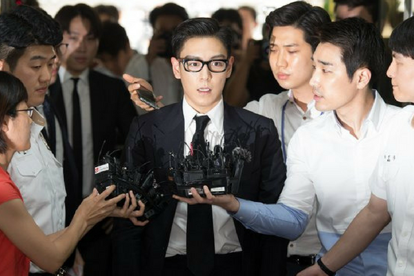 Bigbang's Newest Song 'Flower Road' Creates Controversy For T.O.P