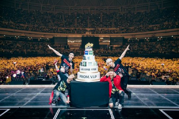 BIGBANG to Release DVD and Blu-Ray of Their Last Concert Before Military