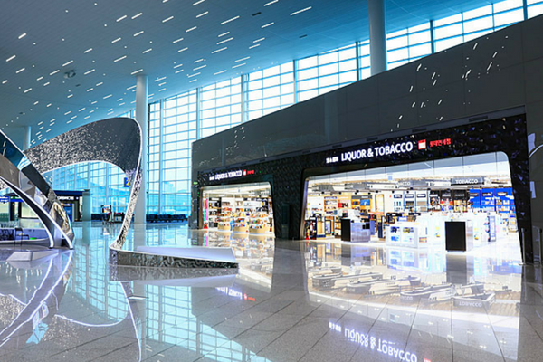 Incheon International Airport Duty-free