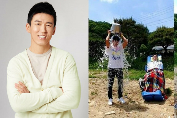 "Meet Sean, the Man Who Revived the ""Ice Bucket Challenge"" in South Korea"