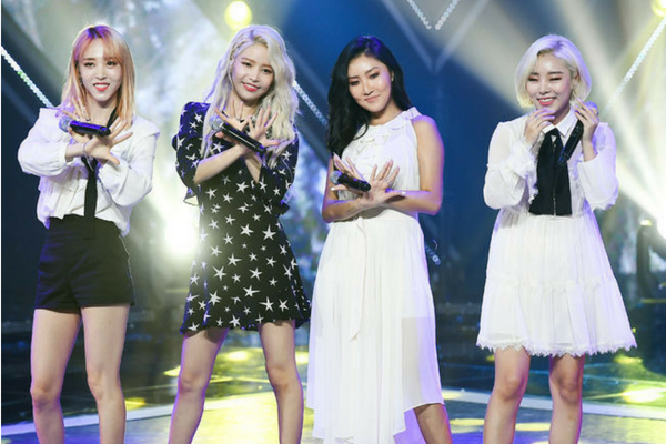 Group MAMAMOO Announces Plans for a July Comeback