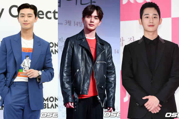 Park Seo-Joon Voted As the Actor Benefiting the Most From Early Enlistment