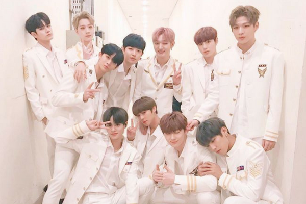 Swing Entertainment Responds to Wanna One's Possible Contract Extension