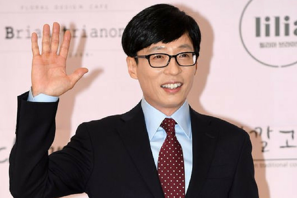 Yoo Jae-Suk Renews His Contract with FNC Entertainment