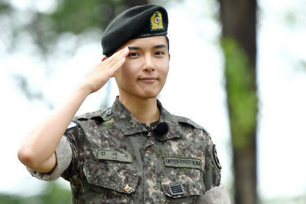 Super Junior's Ryeowook Returns to Society After Completing Military Service