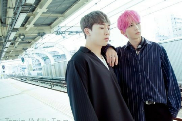 U-Kiss Kiseop and Hoon Drop Their First Unit Album