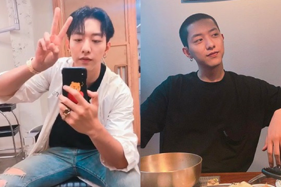 CNBLUE's Lee Jung-Shin Is Ready to Enlist in the Military