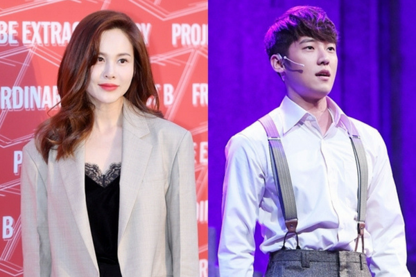 Singer Ivy and Musical Actor Go Eun-Sung Have Separated