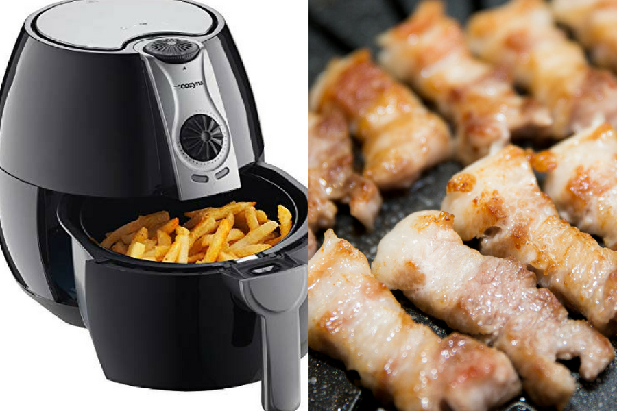 Here Are All the Crazy Things Koreans Are Cooking with the Air Fryer
