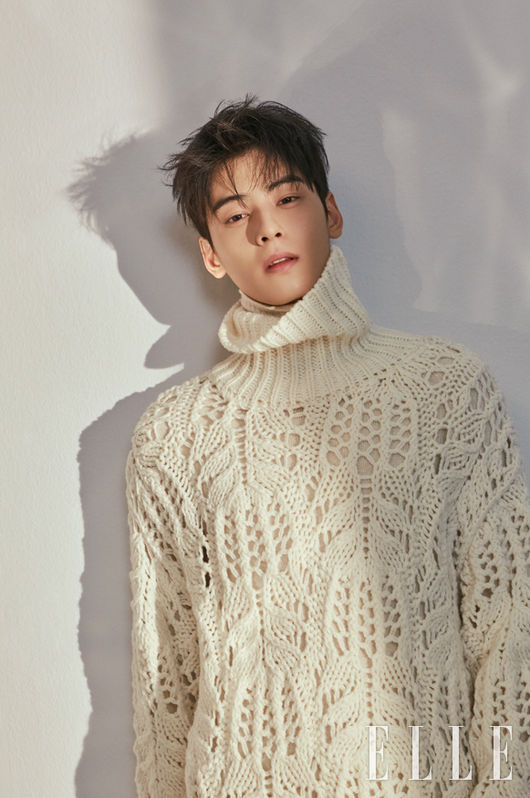 Cha Eun-Woo Talks About Taking His First-Ever Lead Role with