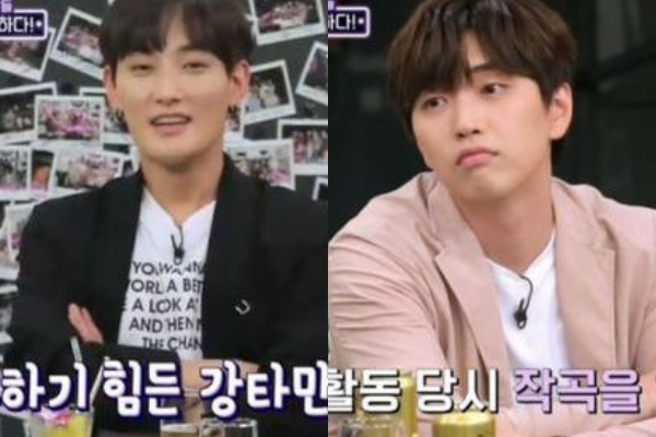 Kangta and B1A4 Sandeul Talk About Overcoming Stereotype as Idols