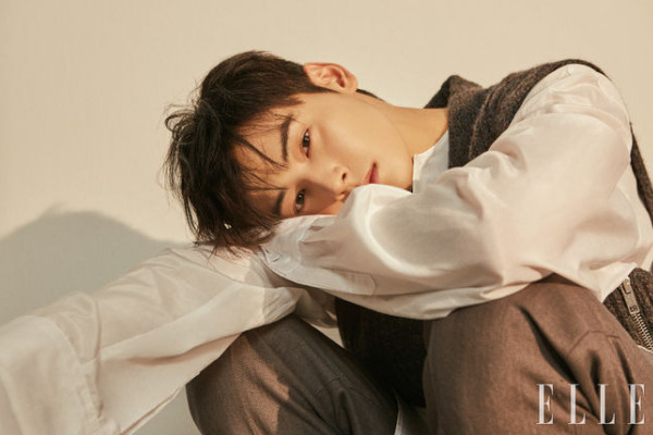 """Cha Eun-Woo Talks About Taking His First-Ever Lead Role with """"My ID is Gangnam Beauty"""""""