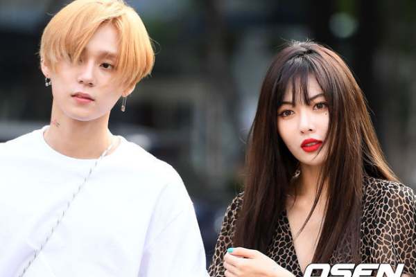 HyunA and PENTAGON E'Dawn Removed from CUBE Entertainment
