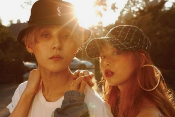 Cube Entertainment Flip-Flops on Ousting Hyuna and E'Dawn