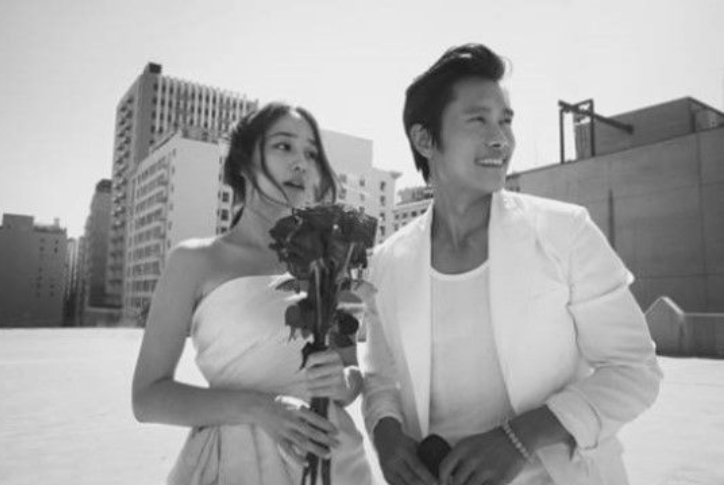 Lee Byung-Hun and Lee Min-Jung's Son's Identity Exposed Without Permission
