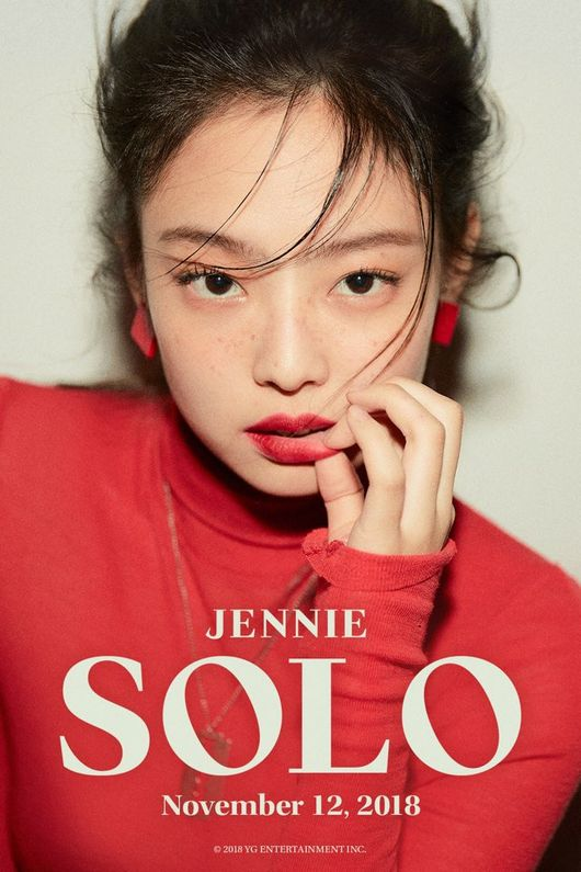 BLACKPINK Jennie Releases First Poster Confirming Solo Debut Date