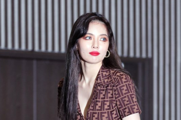 A Letter Hyuna Wrote to the CEO of Cube Entertainment Has Come to Light