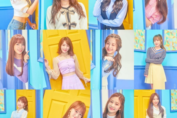 IZ*ONE to Officially Release Debut Album on October 29th