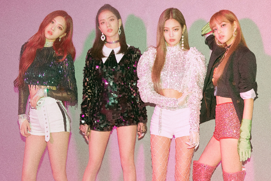 BLACKPINK Becomes the First K-pop Girl Group to Score Billboard's Hot 100 Twice
