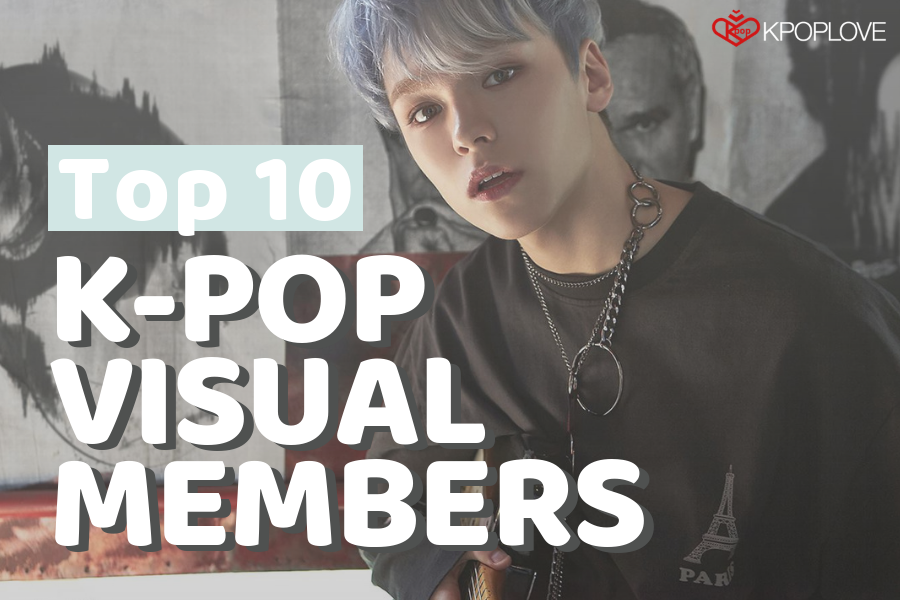 Top 10 Visuals of K-pop Groups