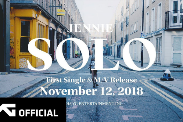 """BLACKPINK Jennie Reveals Partial Lyrics in New Teaser for """"SOLO"""""""