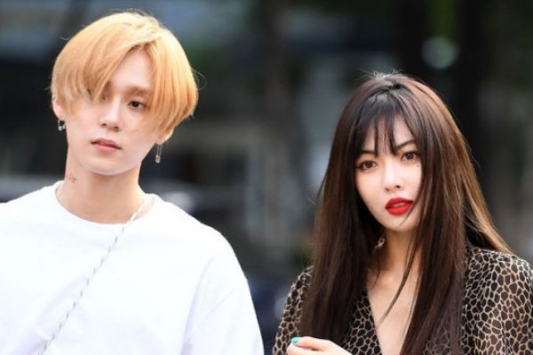 HyunA and E'Dawn Confirmed to Make Official Appearance as a Couple