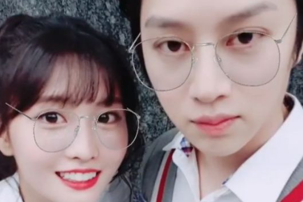 Super Junior Heechul Shows Close Friendship With TWICE's Momo