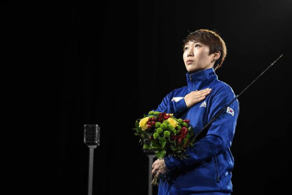 Jung Hyo-Jung Wins 2018 Women's Fencing World Cup Individual Title