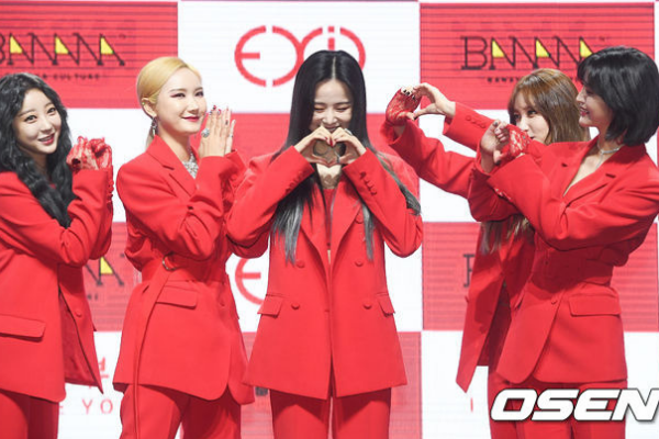 EXID Talks About Returning With All Five Members for 'I Love You' Comeback