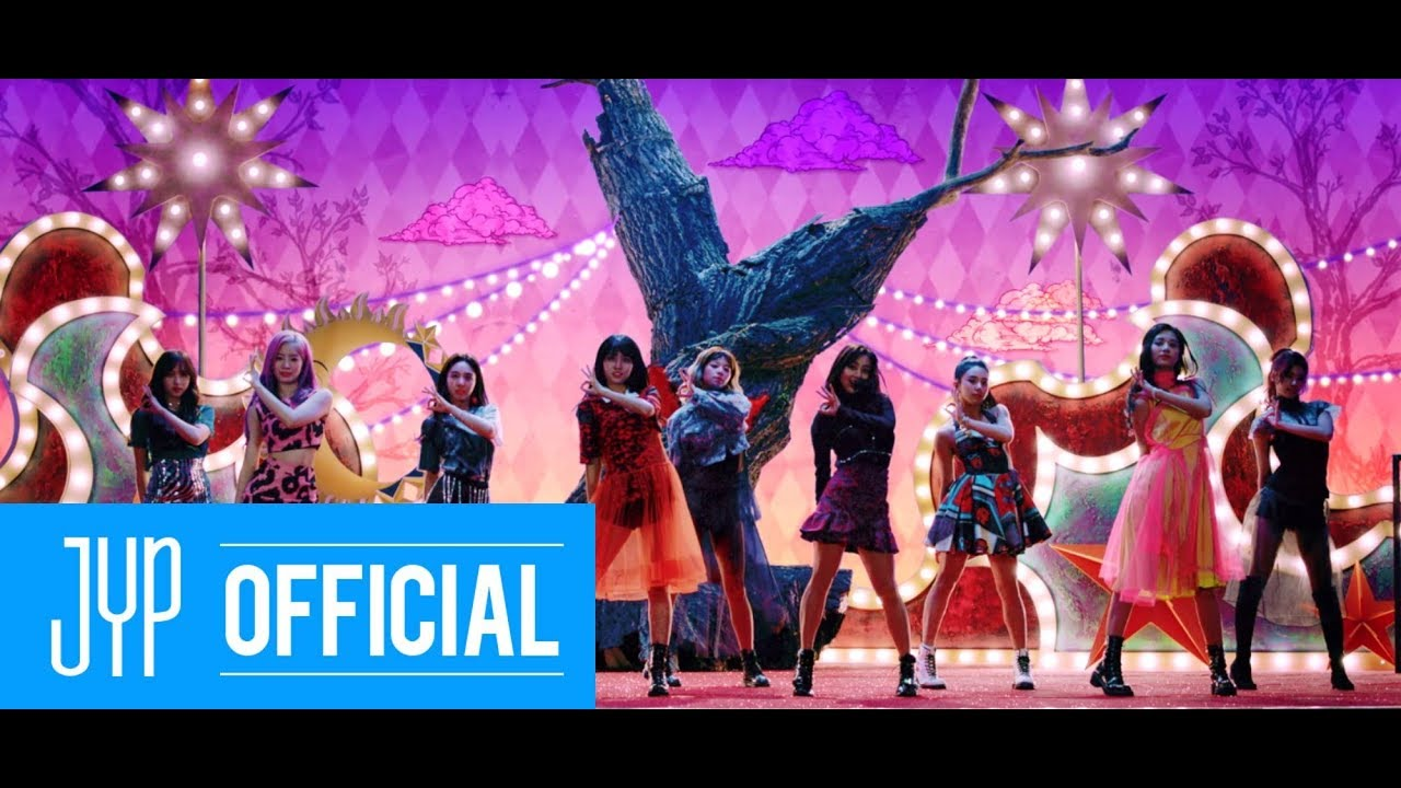 [M/V] Twice Looks for Their Third Hit of the Year With 'Yes or Yes'