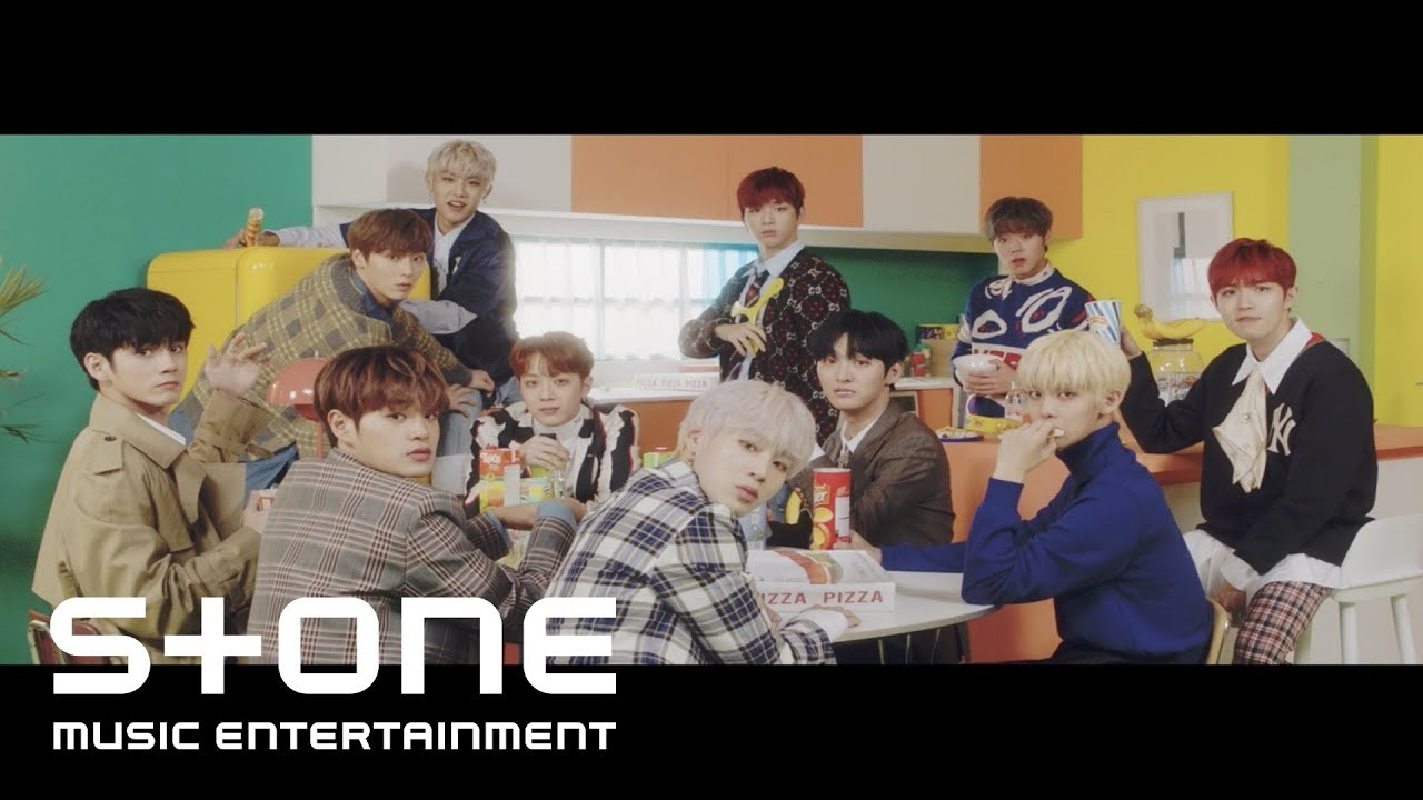 Wanna One Returns With the Sweet 'Spring Breeze'
