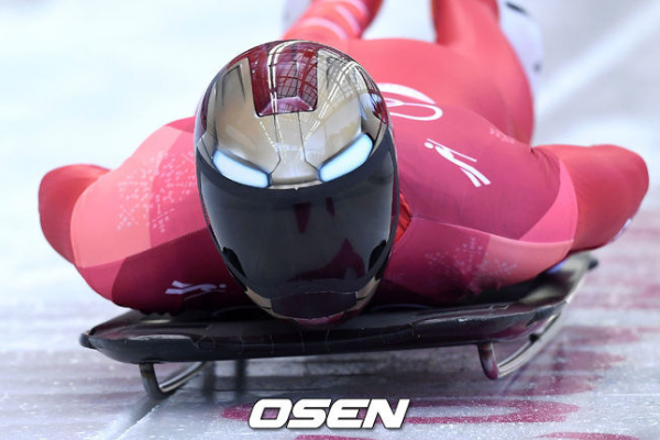 """Iron Man on Ice"" Yun Sung-Bin Wins Bronze in IBSF Competition"