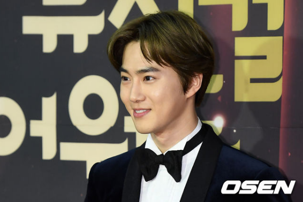 EXO Suho Nominated for Best New Actor at the Korea Musical Awards