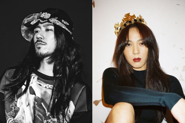 Tiger JK, Yoon Mi-Rae, and Other Hip-Hop Artists to Attened MAMA in Hong Kong
