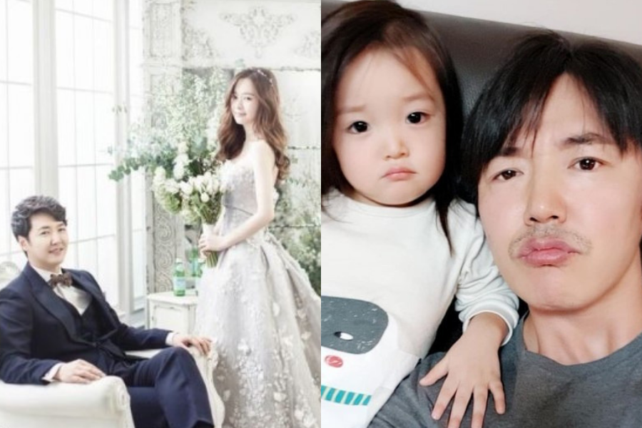 Yoon Sang-Hyun and Maybee Welcome Their 3rd Child