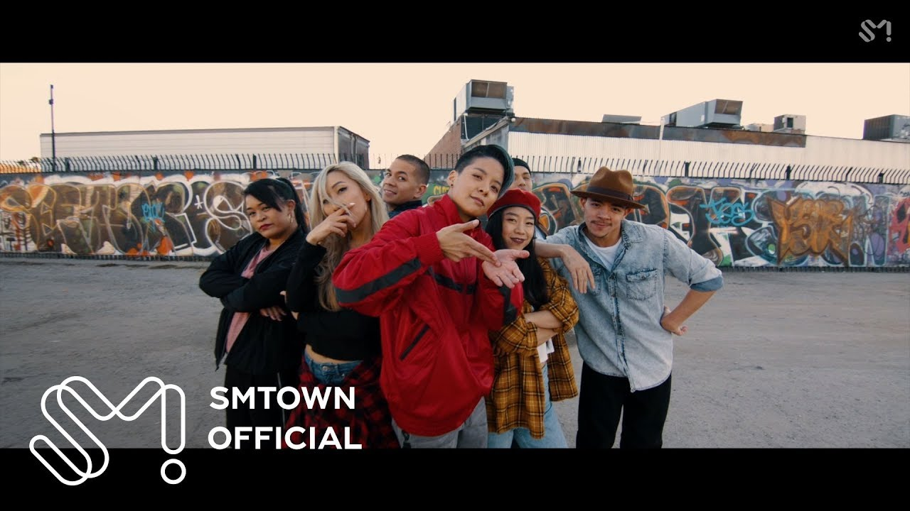 [M/V] Check Out f(x) Amber's Song 'Countdown' Featuring LDN Noise