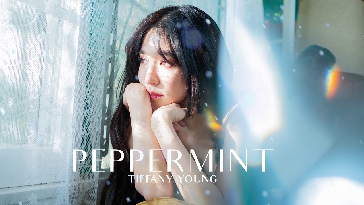 Former SNSD Member Tiffany Drops Official Audio for 'Peppermint'