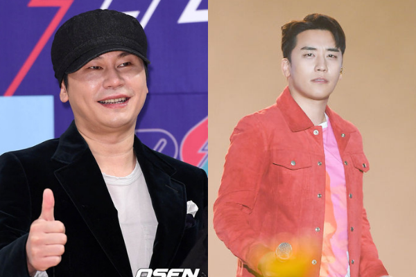 Yang Hyun-Suk (YG) Releases Statement Apologizing for Seungri's Burning Sun Controversy